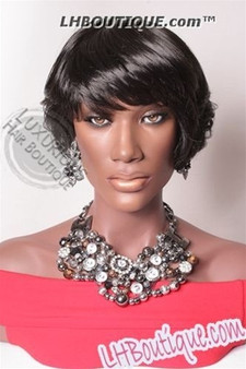 Feel Free Synthetic Hair Wig - Latika