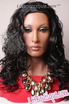 Feel Free Synthetic Half Wig - Feel Me