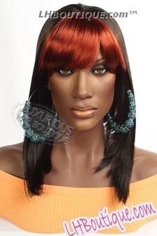 Feel Free Synthetic Hair Wig - Nikimi