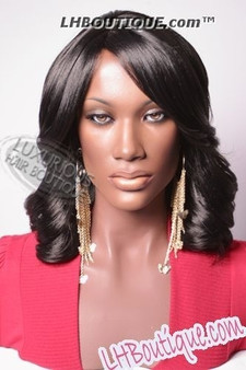 Fashion Source Synthetic Hair Wig - Pollin