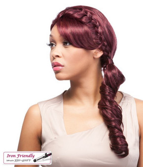 It's A Wig Braided Lace Wig Uptown