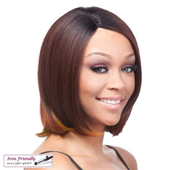 It's A Wig My Own Part Synthetic Lace Wig - Nora
