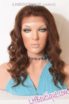 It's A Wig 100% Remy Human Hair Lace Front Wig Ruby