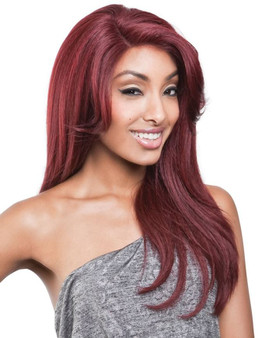 Isis Brown Sugar 100% Human/Syn Swiss Lace Wig BS 201