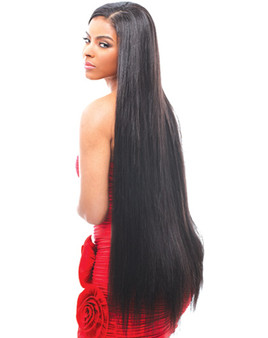 Janet Collection Human Hair Quality Encore La Vie New Yaky Side
