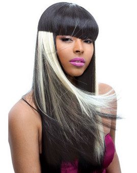 """Janet Collection Moroccan Remy Yaky Weaving 10"""""""