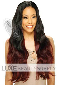 Model Model Equal Synthetic Weaving - Brazilian Bundle Wave 18""