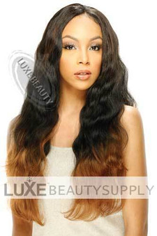 Model Model Equal Synthetic Weaving - Malaysian Bundle Wave 22""