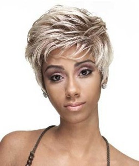 Masterpiece Synthetic Hair Wig - Miss Kali