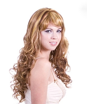 A Plus Designer Collection Synthetic Hair Wig - Diana