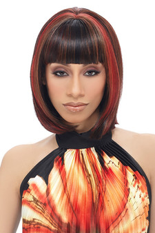 Harlem 125 Synthetic Hair Wig - Julia quarter