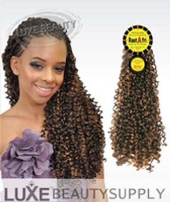 Rastafri Dream Romance Curl Braiding Hair For Crochet