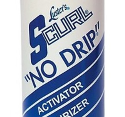Luster's sCurl Activator Moisturizer work on wigs too