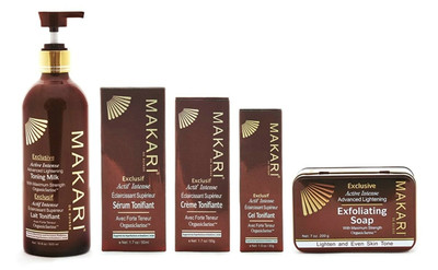 Makari Exclusive Skin Care Products at Luxe Beauty Supply