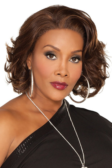Vivica Fox Human Lace Front Wig - Leslee