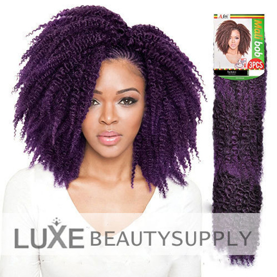 Isis Collection Afri Naptural Mali Bob 3 pcs Braiding TWB08