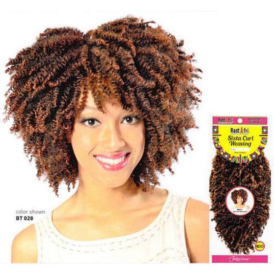 Rastafri Sista Curl Weaving Hair Pack