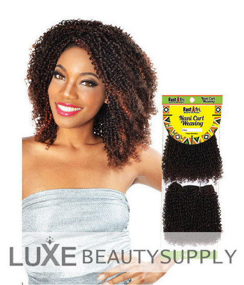 Rastafri Synthetic Weaving Hair NANI CURL
