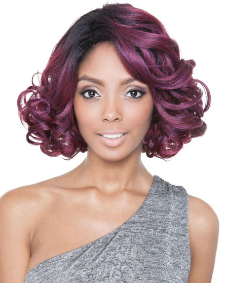 Isis Red Carpet Silk Lace Front Wig JANUARY RCP606