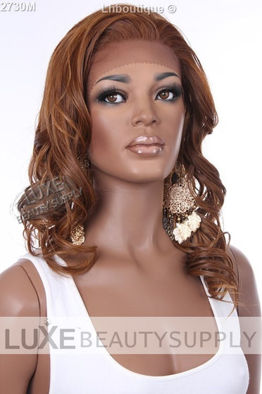 Fashion Source Synthetic Lace Front Wig ELNF 9006