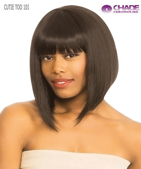 New Born Free Wig Cutie Collection - CTT 101