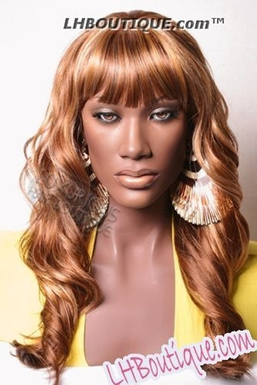 Harlem 125 Synthetic Hair Wig - Emily Front