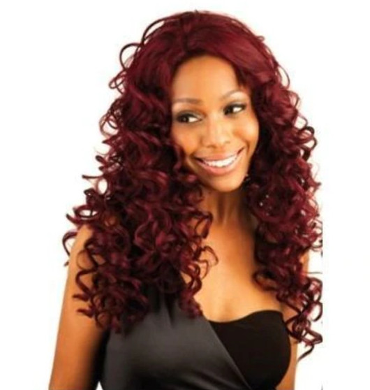Isis Lace Front Wig Super Kim