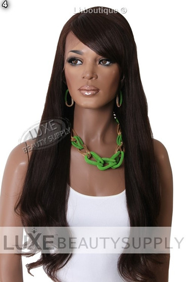 LHB Signature 100% Human Hair Full Lace Wig Giovanna