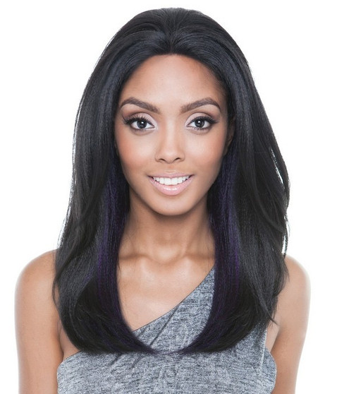 Brown Sugar French Stretch Lace Front Wig Twinkle BS702