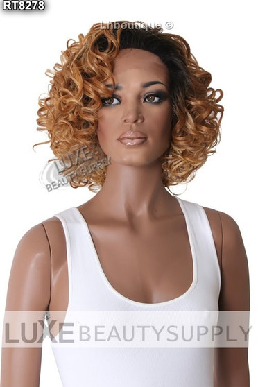 Nix Nox Synthetic Lace Front Wig Honey