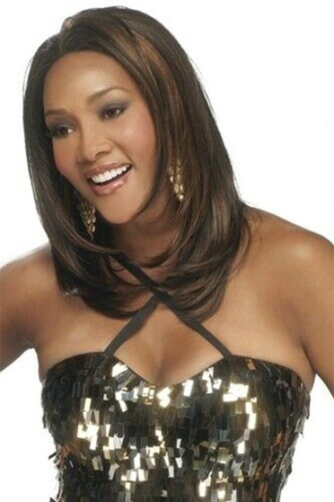 Vivica Fox Synthetic Half Wig Mono HW1