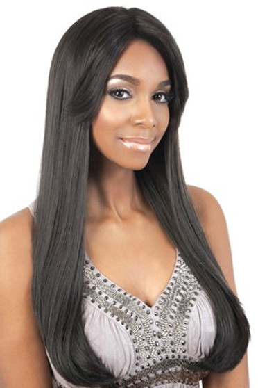 Beshe Bubble Synthetic Wig BBC Berry