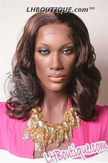 Champagne Lace Front Wig - Cassidy aka Patricia