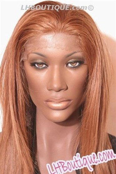 Champagne Lace Front Wig Winter 2