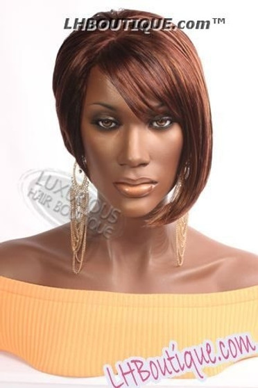 Feel Free Synthetic Hair Wig - Coca