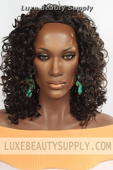 Feel Free Synthetic Half Wig  Feel This
