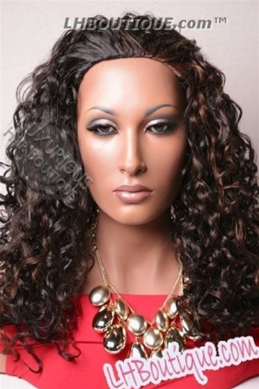 Feel Free Synthetic Half Wig - Feel Touch