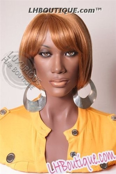 Feel Free Synthetic Hair Wig - Wise