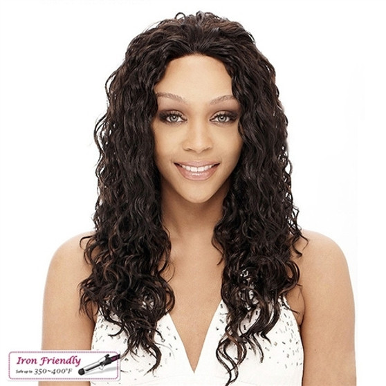 It's A Wig Lace Front Wig - Simply Lace Wonder