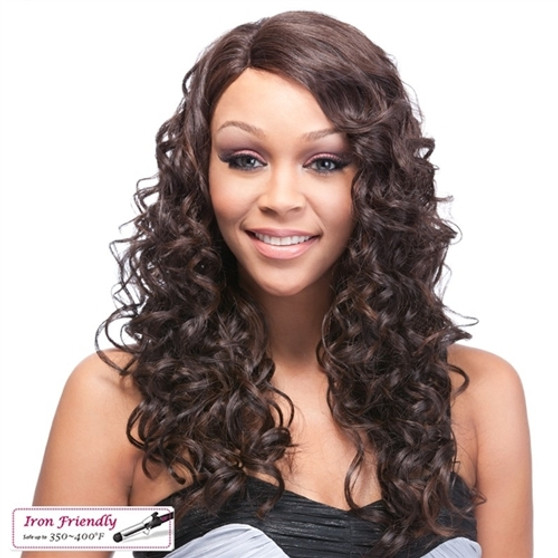 It's A Wig My Own Part Synthetic Lace Wig - Savannah