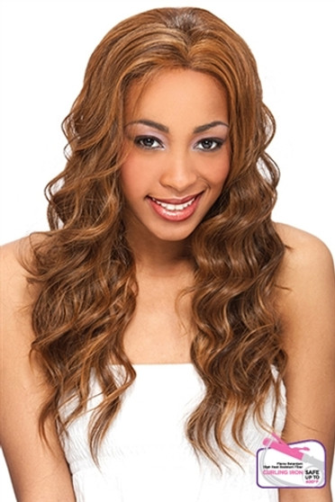Harlem 125 Synthetic Lace Front Wig LD432L