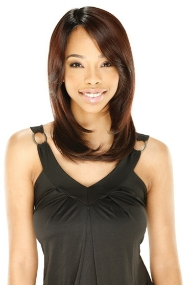 Model Model Lace Front Wig Laymie