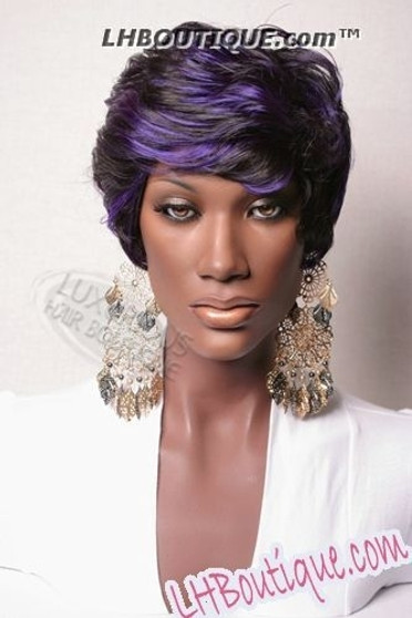 Masterpiece Synthetic Hair Wig - Miss Jamie