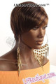IT Tress Synthetic Hair Wig - Blige side