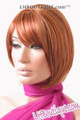 IT Tress Synthetic Hair Wig - Herb side