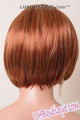 IT Tress Synthetic Hair Wig - Herb back
