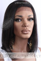 IT Tress Human/Syn Lace Front Wig - HLW805