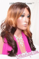 IT Tress Synthetic Hair Wig - Lauren side