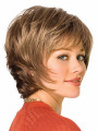 Eva Gabor Synthetic Wig Caper side