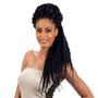 Model Model Mojito Twist Bulk Braiding Hair 16 Updo